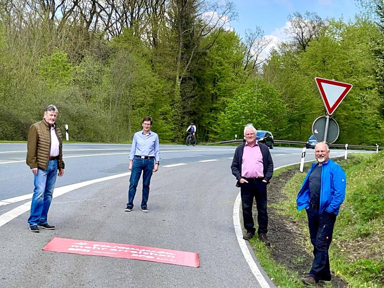 Landstraße L-735 Suttrop – Rüthen