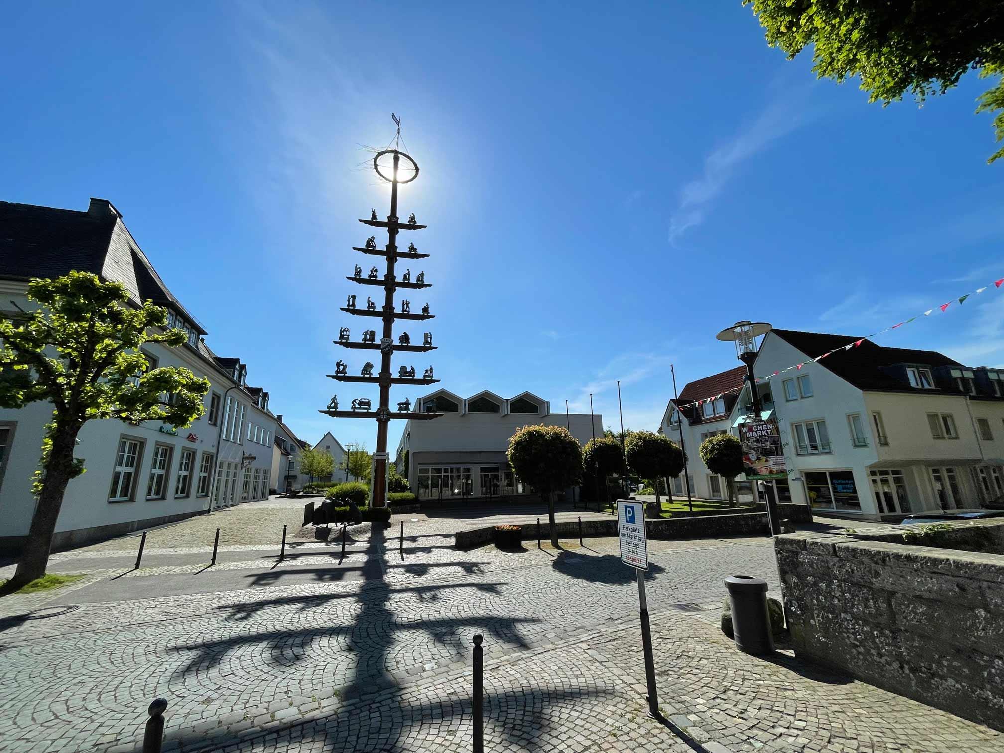 Sanierungsgebiet Kernstadt Rüthen