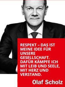 Olaf Scholz SPD Rüthen